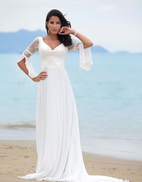 12 Stylish Wedding Dresses Under 250